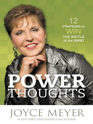 cover image of Power Thoughts