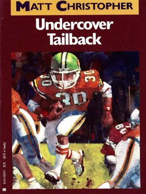 cover image of Undercover Tailback