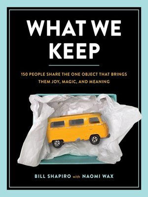 cover image of What We Keep
