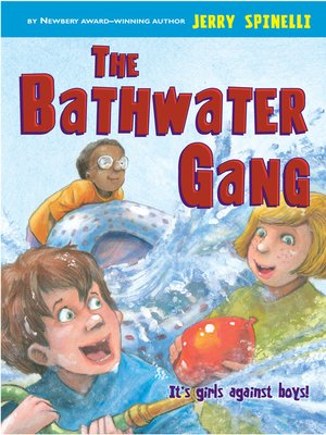 cover image of The Bathwater Gang