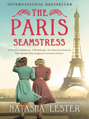 cover image of The Paris Seamstress