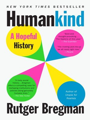 cover image of Humankind