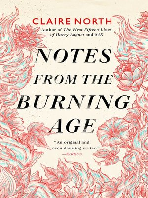 cover image of Notes from the Burning Age