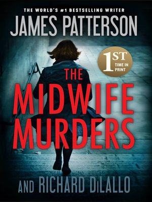 cover image of The Midwife Murders