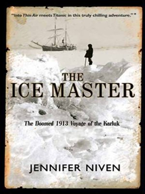 cover image of The Ice Master