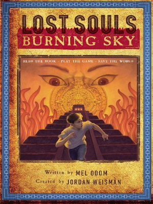cover image of Lost Souls--Burning Sky