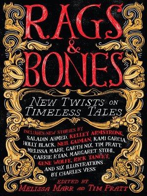 cover image of Rags & Bones