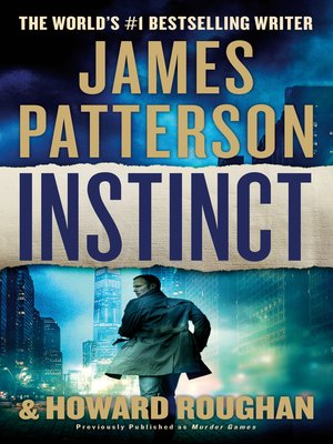 cover image of Instinct (previously published as Murder Games)