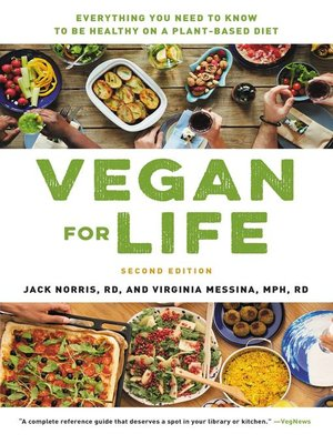 cover image of Vegan for Life