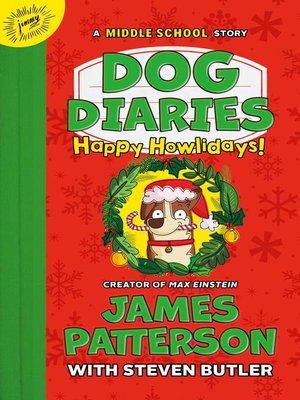 cover image of Happy Howlidays