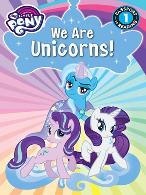 cover image of We Are Unicorns