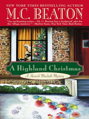 cover image of A Highland Christmas