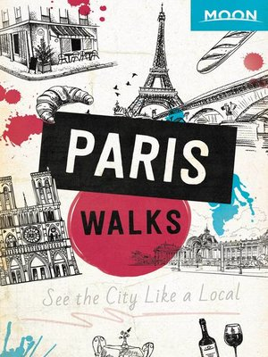 cover image of Moon Paris Walks