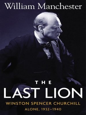 cover image of Alone, 1932-1940