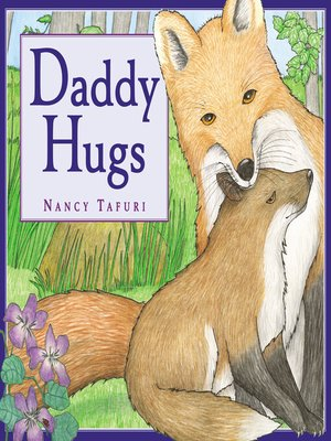 cover image of Daddy Hugs