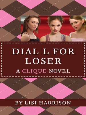 cover image of Dial L for Loser