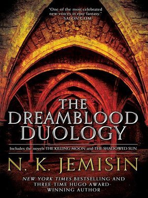 cover image of The Dreamblood Duology