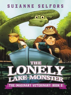 cover image of The Lonely Lake Monster