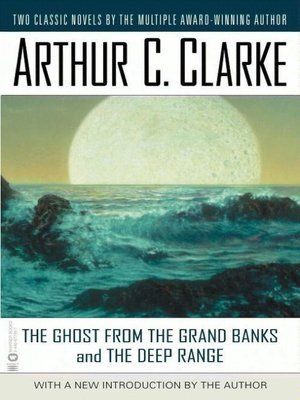 cover image of The Ghost from the Grand Banks and the Deep Range