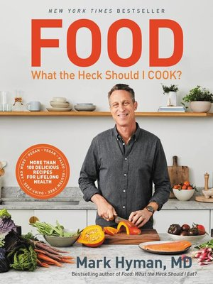cover image of Food--What the Heck Should I Cook?