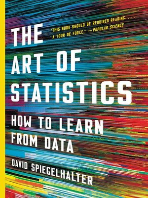 cover image of The Art of Statistics