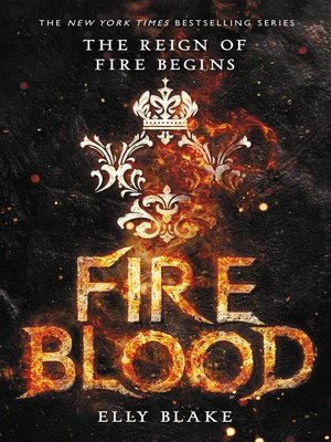 cover image of Fireblood