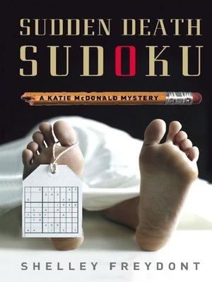 cover image of Sudden Death Sudoku
