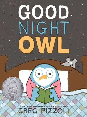 cover image of Good Night Owl