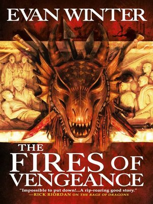 cover image of The Fires of Vengeance