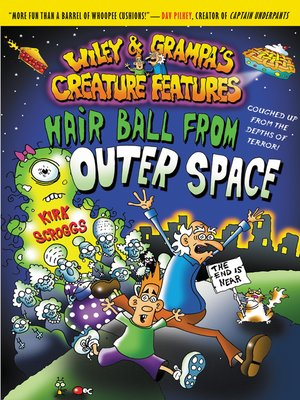 cover image of Hair Ball from Outer Space