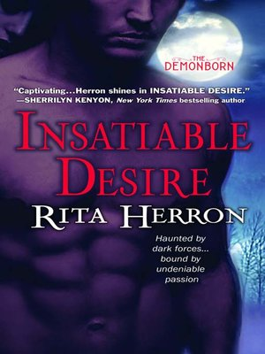 cover image of Insatiable Desire