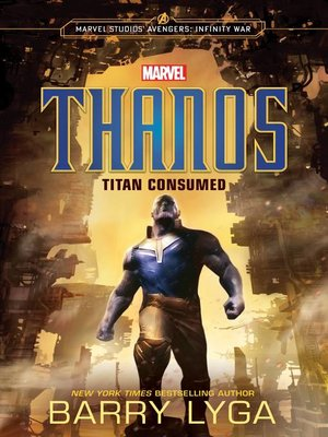 cover image of Thanos