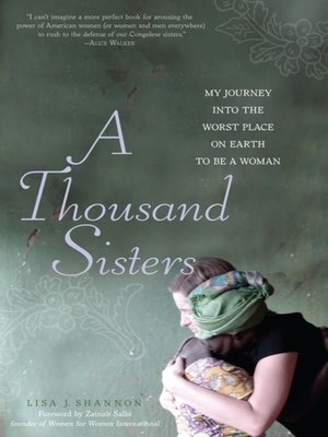cover image of A Thousand Sisters