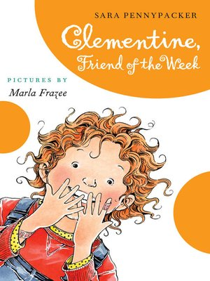 cover image of Clementine  Friend of the Week
