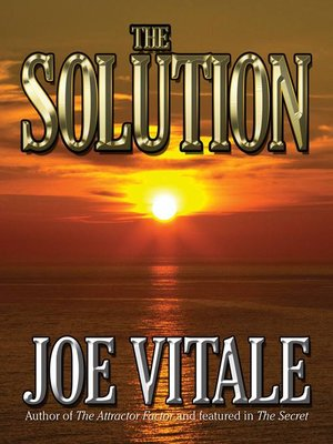 cover image of The Solution