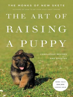 cover image of The Art of Raising a Puppy