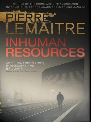 cover image of Inhuman Resources
