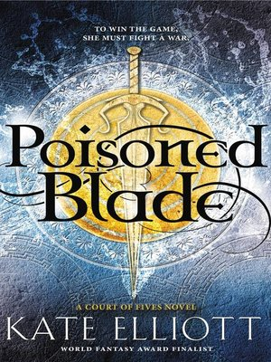 cover image of Poisoned Blade