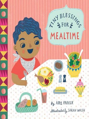 cover image of Tiny Blessings for Mealtime