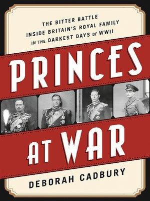 cover image of Princes at War