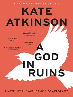 cover image of A God in Ruins