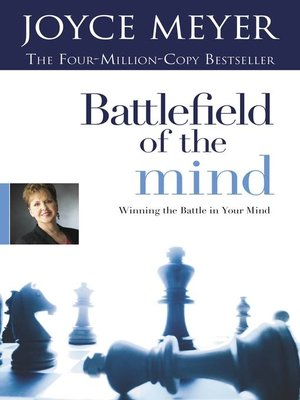 cover image of Battlefield of the Mind