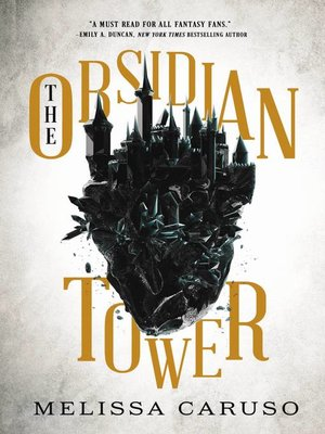 cover image of The Obsidian Tower