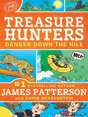 cover image of Danger Down the Nile