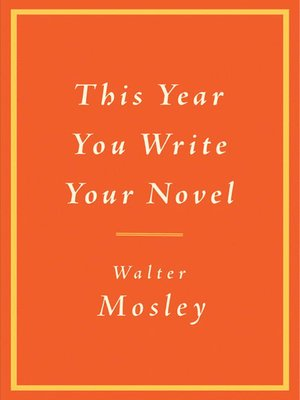 cover image of This Year You Write Your Novel