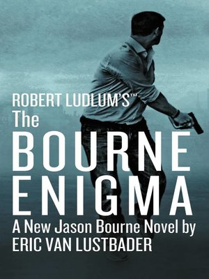 cover image of The Bourne Enigma