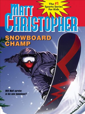 cover image of Snowboard Champ