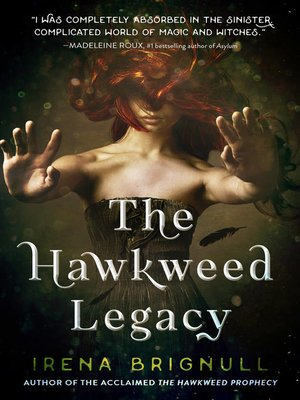 cover image of The Hawkweed Legacy