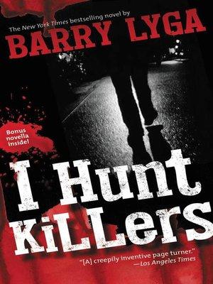cover image of I Hunt Killers