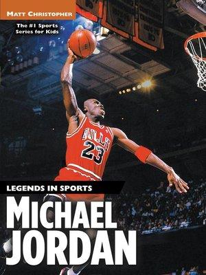 cover image of Michael Jordan